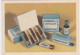 GERMANY 1941 (23.1.) MEDICAL ADVERT PC (Bayer) USED LEVERKUSEN I.G. WERK - Autres