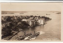 Australia / Sydney Postcards / King George 5 Heads - Australia