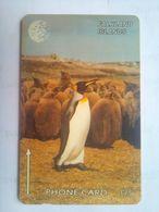 159CFKB  15 Pound Penguin - Falkland Islands