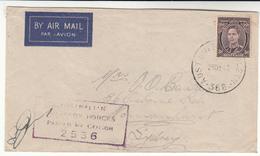 Australia / Airmail / Military Mail / Censorship / Papua - Australien