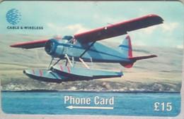 275CFKD 15 Pounds Air Service - Falkland Islands
