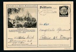 D.-Reich   -GS-Stempel  Beleg   ( T9886 ) Siehe Scan ! - Storia Postale