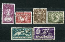 Polen Ex.Nr.123/9       O  Used       (1201) - Gebraucht
