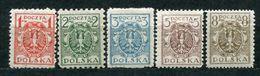 Polen Nr.147/52       * Unused       (1202) - ....-1919 Übergangsregierung