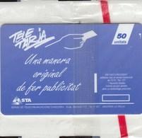 TELECARTE     ANDORRA ...50 UNITATS  NEUVE SOUS BLISTER - Andorra