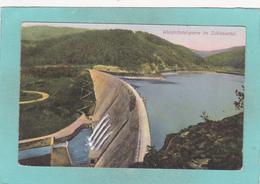 Small Multi View Postcard Of Weistritztalsperre Im Schlesiertal,Lower Silesian, Poland,Q77. - Poland
