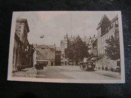 Svendborg , Banepladsen Alte Autos 1920 - Dänemark