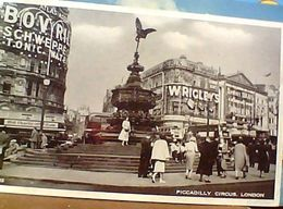 ENGLAND LONDON PICCADILLY CIRCUS  ANIME V1956 GN21160 - Piccadilly Circus