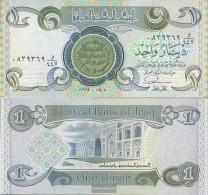 Iraq Pick-number: 69a (1984) Uncirculated 1979 1 Dinar - Iraq