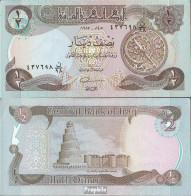 Irak Pick-Nr: 68a (1985), Signatur 22 Bankfrisch 1980 1/2 Dinos - Irak