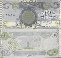 Irak Pick-Nr: 79 Bankfrisch 1992 1 Dinar - Irak