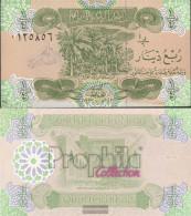 Iraq Pick-number: 77 Uncirculated 1993 1/4 Dinar - Iraq