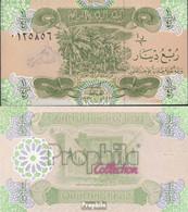 Irak Pick-Nr: 77 Bankfrisch 1993 1/4 Dinar - Irak