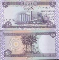 Irak Pick-Nr: 90 Bankfrisch 2003 50 Dinars - Irak