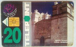 Church S/20 - Peru