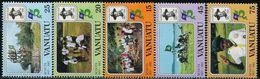 AL0587 Vanuatu 1982 Scouts 5V MNH - Vanuatu (1980-...)