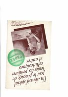 ABRASIF ONDEX - Buvards, Protège-cahiers Illustrés