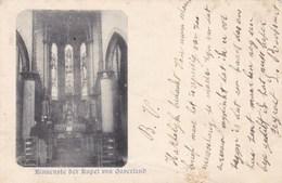 Binnenste Der Kapel Van Gaverland (pk42774) - Beveren-Waas