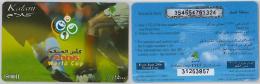 PREPAID PHONE CARD-  LIBANO (E2.8.3 - Lebanon