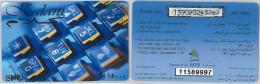 PREPAID PHONE CARD-  LIBANO (E2.7.8 - Lebanon