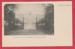 Beloeil - Le Château Avant L'incendie Du 14 Décembre 1900 ( Voir Verso ) - Beloeil