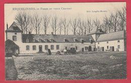 Erquelinnes - Ferme Du Vieux Château ( Voir Verso ) - Erquelinnes