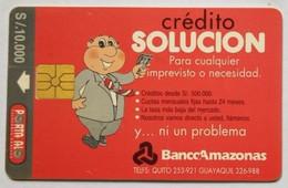 Banco Amazonas - Peru