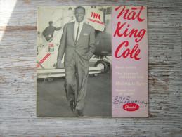 45 T   CAPITOL   EAP 1-20027  BIEM   TWA   NAT KING COLE    BUON NATALE  THE HAPPIEST CHRISTMAS TREE  MIDNIGHT FLYER - Jazz
