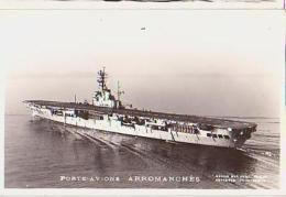 Porte Avions   8          Porte Avions Arromanches - Guerre