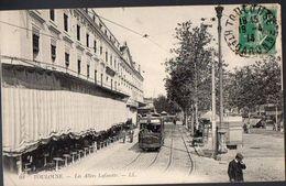 Toulouse (31 Haute Garonne) Les Allées Lafayette  1914 (PPP6952) - Toulouse