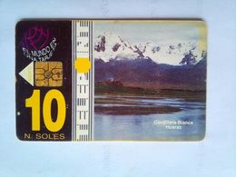 10 N Soles Mountains - Peru