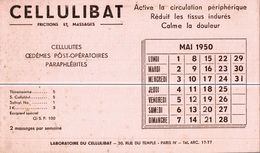 BUVARDS   CELLULIBAT - Buvards, Protège-cahiers Illustrés