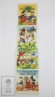 1960's Walt Disney Donald, Pluto, Mickey Mouse, Jose Carioca Eraser Advertising - Publicidad