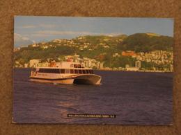 NEW ZEALAND WELLINGTON - EASTBOURNE FERRY - Ferries