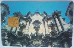Havana Cathedral US$10 - Cuba