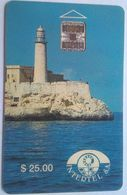 Lighthouse US$25 - Cuba