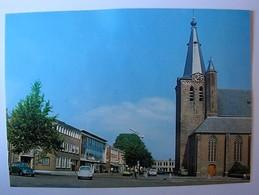 NERDERLAND - NOORD-BRABANT - SCHIJNDEL - Markt Met Sint Servatius Kerk - Netherlands