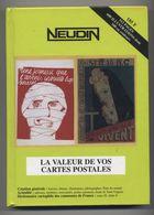 -CATALOGUE NEUDIN 2001 - . Un Maximum D'informations - 512 Pages - - Livres