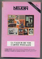 -CATALOGUE NEUDIN 1995 - . Un Maximum D'informations - 512 Pages - - Books