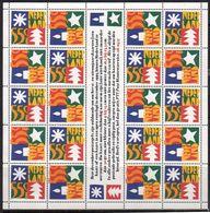 Christmas Block 1994 MNH (ven6-10a) - Blokken