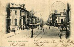 Southampton - The High Street - Southampton