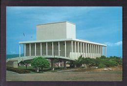 "CPSM NICARAGUA - MANAGUA - Teatro Nacional "" Ruben Dario "" - TB PLAN Etablissement De Spectacles - Nicaragua"