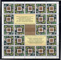 Christmas Block 1991 MNH (ven6-13a) - Blokken