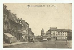 Braine-le-Comte  *  La Grand'Place - Braine-le-Comte
