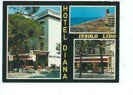 Lido Di Jesolo Hotel Garni Diana ( Voir 2e Scan !!! ) - Italy