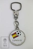 Vintage FIFA World Cup Spain 1982, Naranjito Keyring/ Keychain - Llaveros