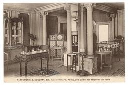 75 PARIS - 1er, Parfumerie E. Coudray 348 Rue St-Honoré, Magasin De Vente - Arrondissement: 01