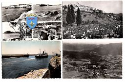 LOT  DE 44 CARTES  POSTALES  SEMI-MODERNE  DIVERS  FRANCE  N75 - Postcards