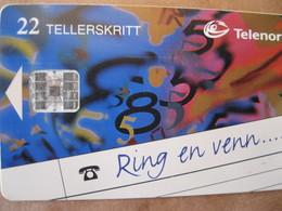 Telecarte De Norvege - Norway