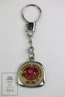 Vintage FIFA World Cup Spain 1982, Naranjito Mascot - Ball Keyring/ Keychain - Llaveros